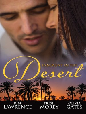 cover image of Innocent In the Desert--3 Book Box Set
