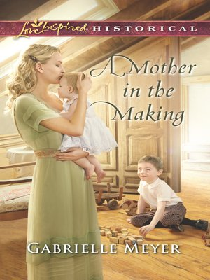 cover image of A Mother In the Making