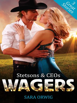 cover image of Wagers--Box Set, Books 4-6