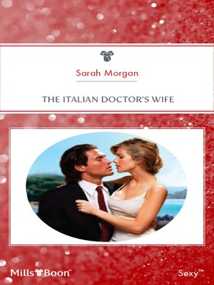 cover image of The Italian Doctor's Wife