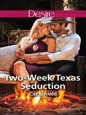cover image of Two-Week Texas Seduction