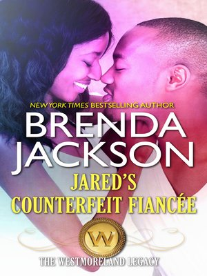 cover image of Jared's Counterfeit Fiancée