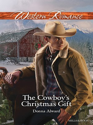 cover image of The Cowboy's Christmas Gift