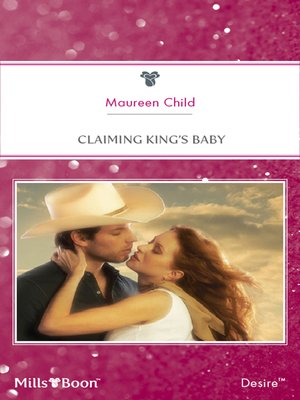 cover image of Claiming King's Baby