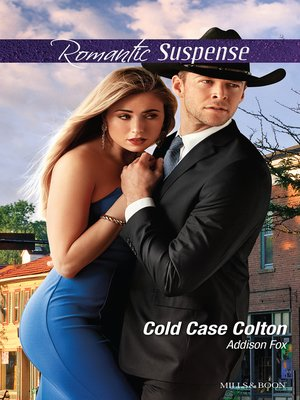 cover image of Cold Case Colton