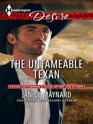 cover image of The Untameable Texan