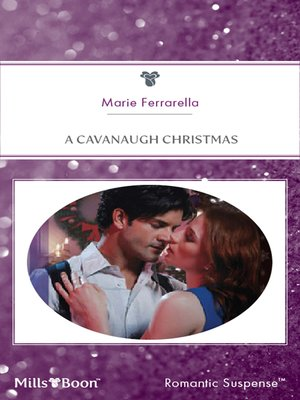 cover image of A Cavanaugh Christmas