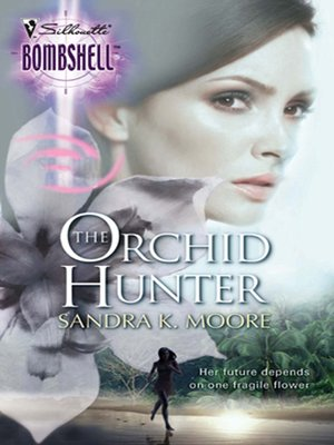 cover image of The Orchid Hunter