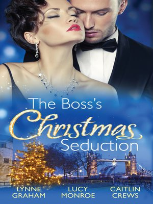cover image of The Boss's Christmas Seduction--3 Book Box Set