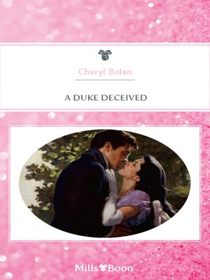 cover image of A Duke Deceived