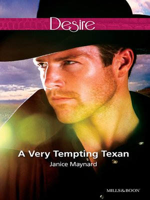 cover image of A Very Tempting Texan