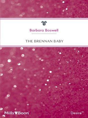 cover image of The Brennan Baby