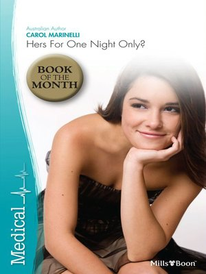 cover image of Hers For One Night Only?