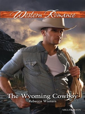 cover image of The Wyoming Cowboy
