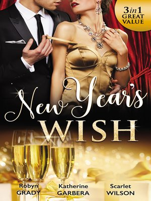 cover image of New Year's Wish--3 Book Box Set