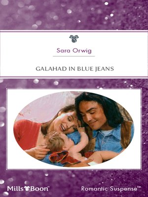 cover image of Galahad In Blue Jeans
