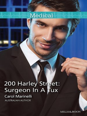 cover image of Surgeon In A Tux