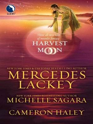 cover image of Harvest Moon/A Tangled Web/Cast in Moonlight/Retribution