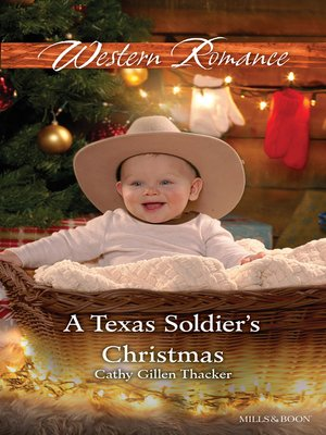cover image of A Texas Soldier's Christmas