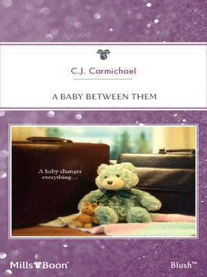 cover image of A Baby Between Them