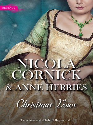 cover image of Christmas Vows/The Blanchland Secret/The Mistress of Hanover Squa