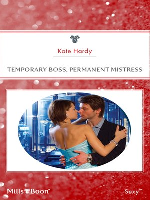 cover image of Temporary Boss, Permanent Mistress