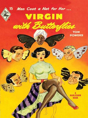 cover image of Virgin With Butterflies