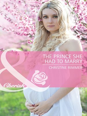 cover image of The Prince She Had to Marry