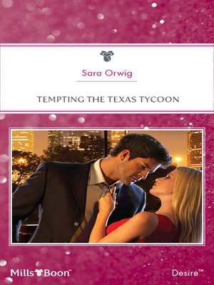 cover image of Tempting the Texas Tycoon