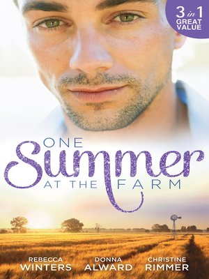 cover image of One Summer At the Farm--3 Book Box Set