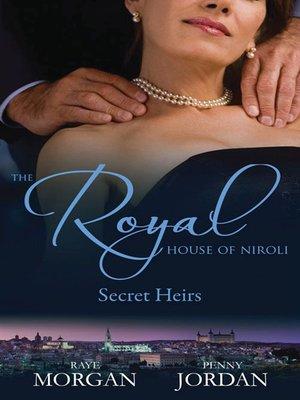 cover image of Secret Heirs--Box Set, Books 7-8