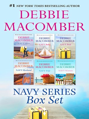 cover image of Debbie Macomber's Navy Bundle/Navy Wife/Navy Blues/Navy Brat/Navy Woman/Navy Baby/Navy Husband