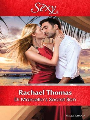 cover image of Di Marcello's Secret Son