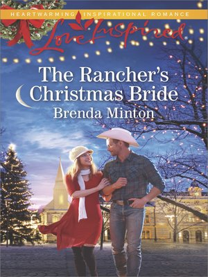 cover image of The Rancher's Christmas Bride