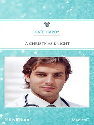 cover image of A Christmas Knight
