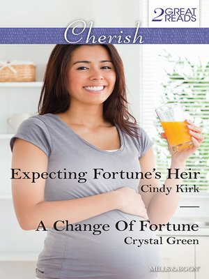 cover image of Expecting Fortune's Heir/A Change of Fortune