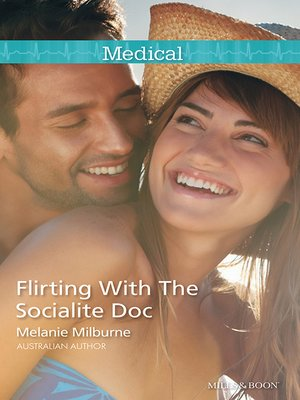 cover image of Flirting With the Socialite Doc