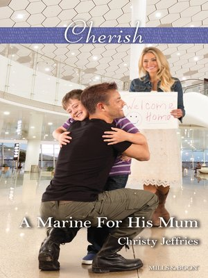 cover image of A Marine For His Mum