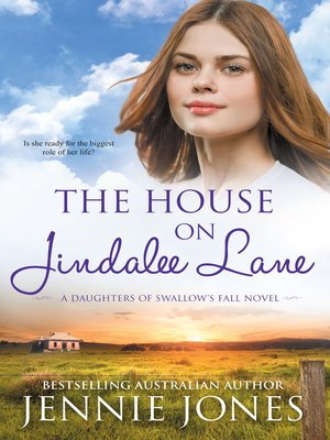cover image of The House On Jindalee Lane