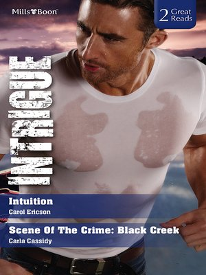cover image of Intuition/Scene of the Crime