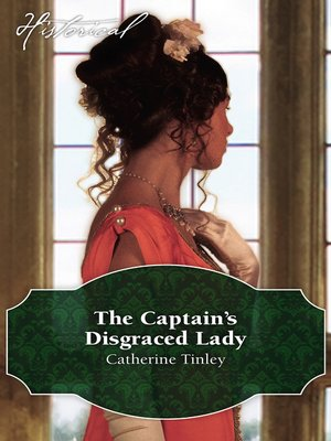 cover image of The Captain's Disgraced Lady