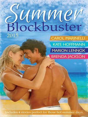 cover image of Summer Blockbuster 2015--4 Book Box Set