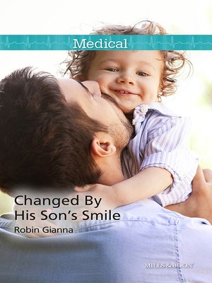 cover image of Changed by His Son's Smile