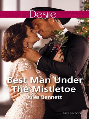 cover image of Best Man Under the Mistletoe