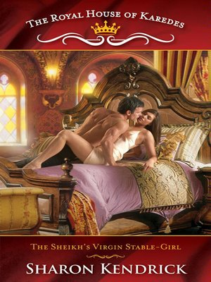 cover image of The Sheikh's Virgin Stable-Girl