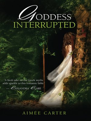 cover image of Goddess Interrupted