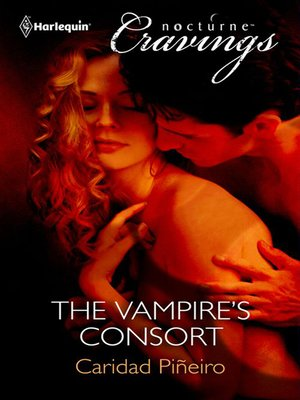 cover image of The Vampire's Consort
