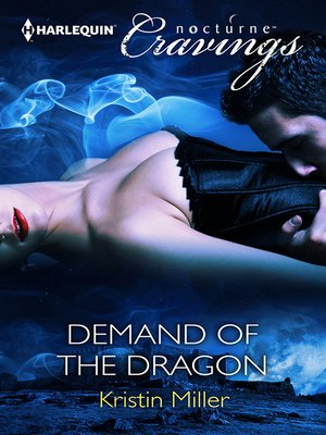 cover image of Demand Of The Dragon