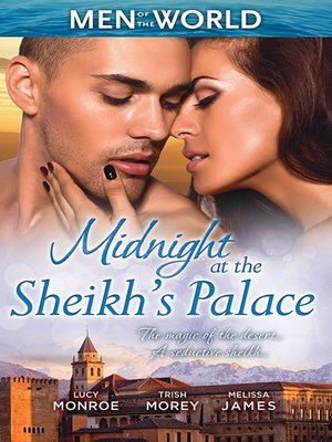 cover image of Midnight At the Sheikh's Palace--3 Book Box Set