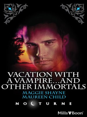 cover image of Vampires In Paradise/Immortal